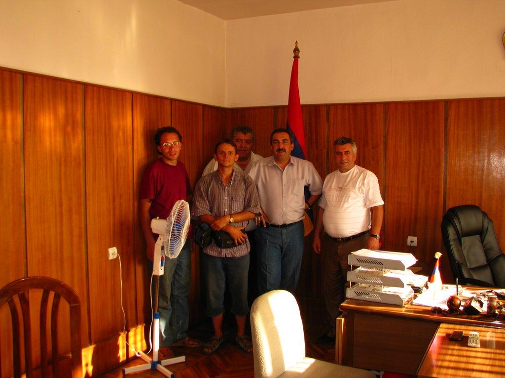 вірменія кавказ міліція
