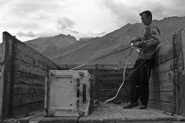 Таджикистан Фанські гори фото