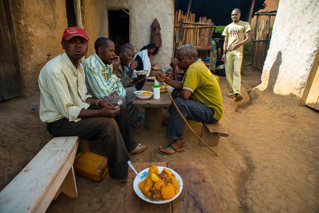 страви з бананів