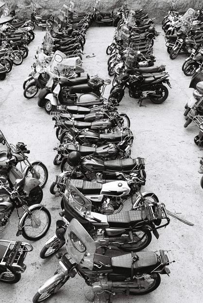 Іран мотоцикли