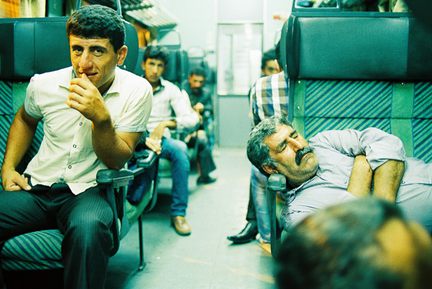 Іран поїзд