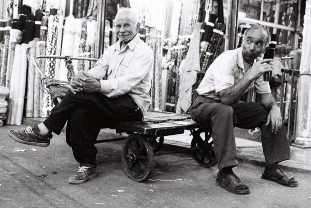 Іран. Тегеран базар