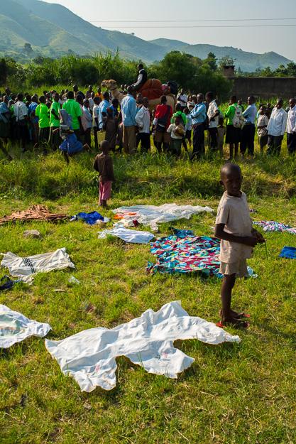 Уганда Африка