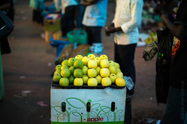 Яблука Уганда