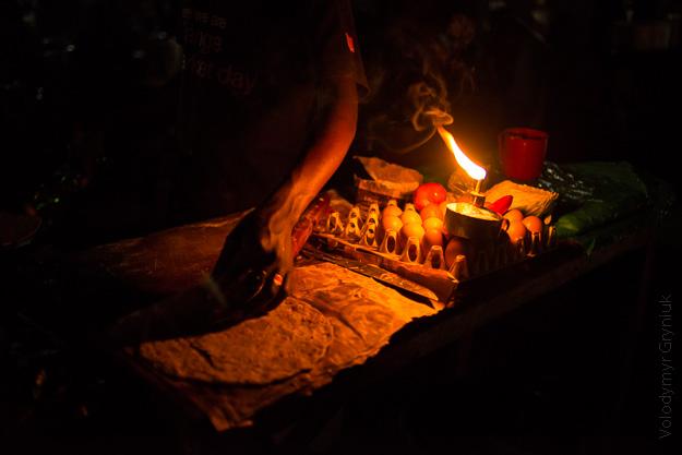 Вулична їжа. Масінді Уганда