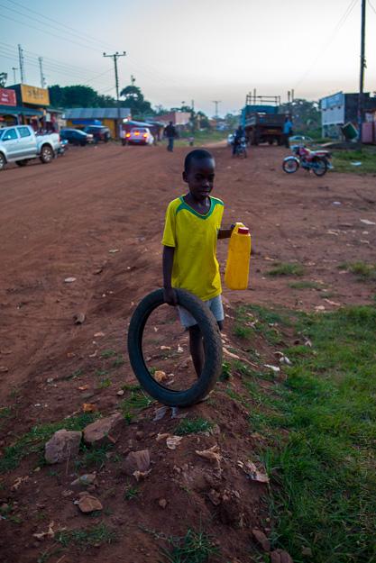 Африка Уганда острови Сессе