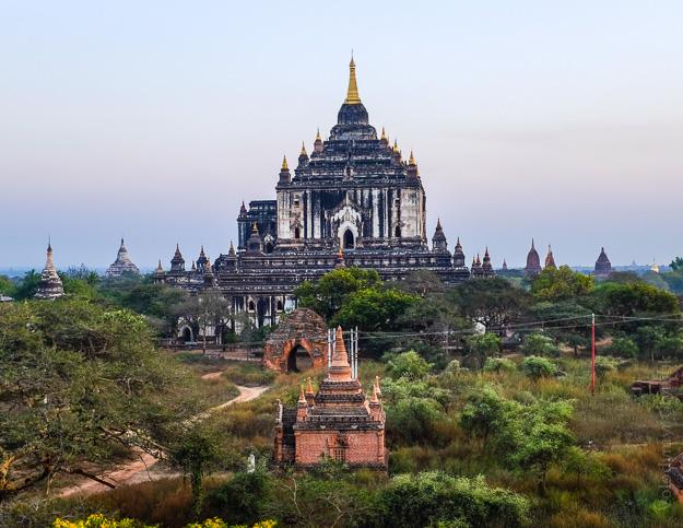 Баган М'янма Бірма буддистський храм