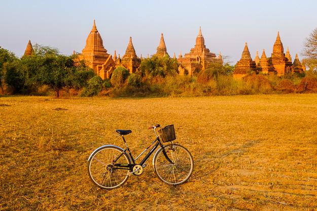 Баган М'янма Бірма ровер