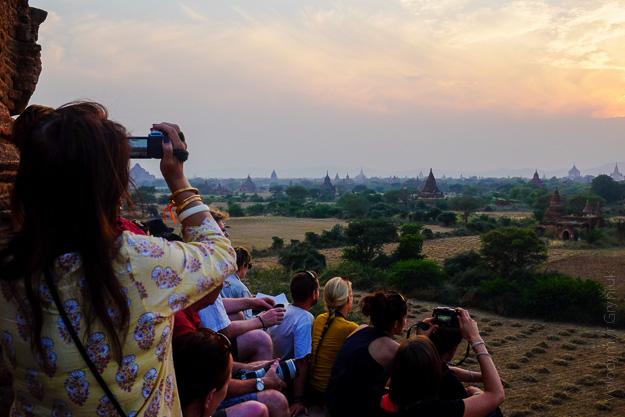 Баган М'янма Бірма