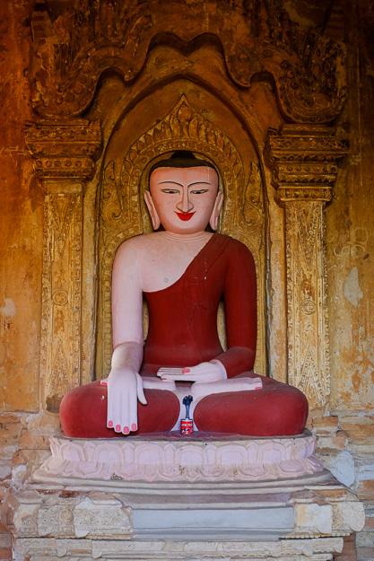 Баган М'янма Бірма Будда