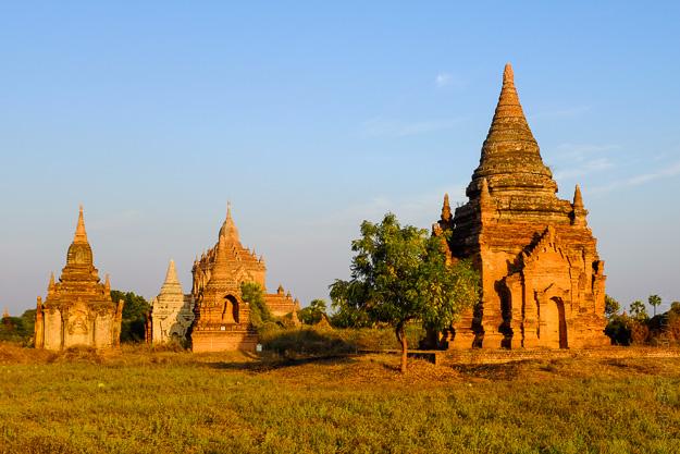 Баган М'янма Бірма буддистська ступа