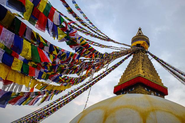 Боднатх Будданатх Ступа Катманду