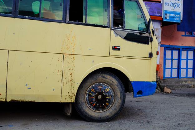 Непал Транспорт