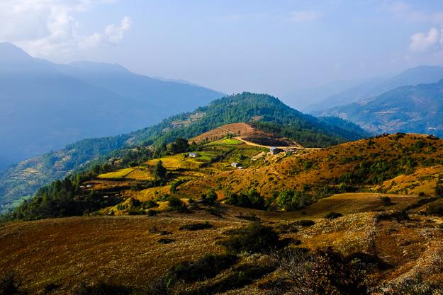Трек Джірі - Лукла. Непал.