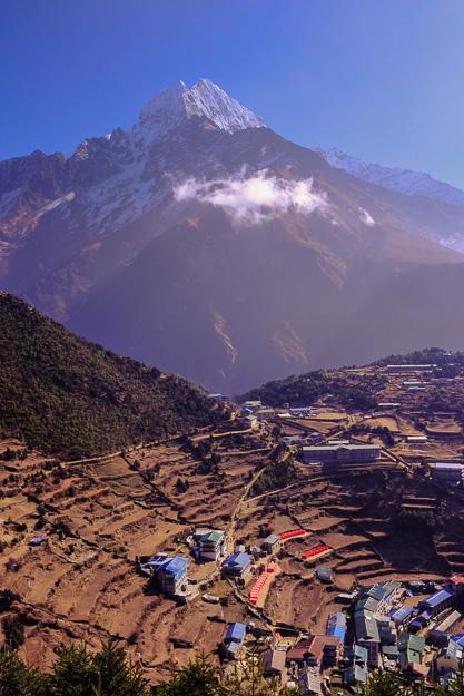 Намче Базар Непал