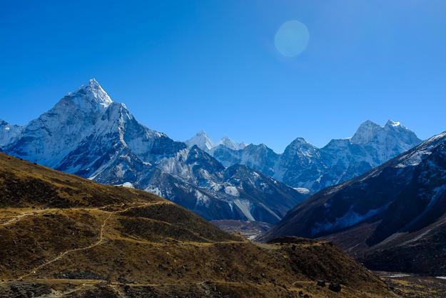 Трек до базового табору Евересту
