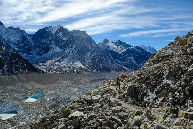 Горакшеп. Трек до базового табору Евересту