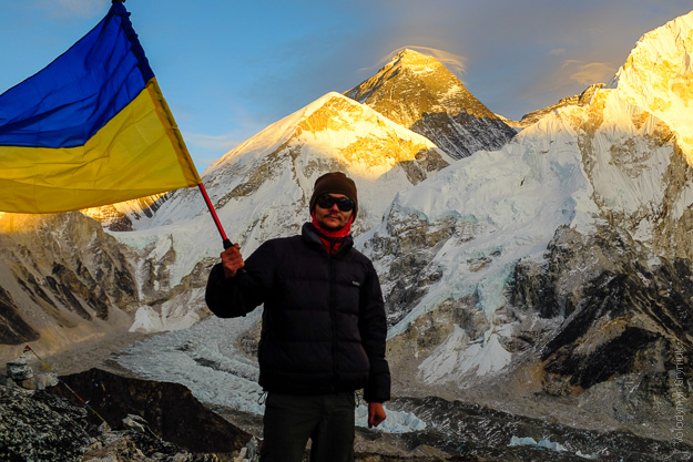Еверест селфі