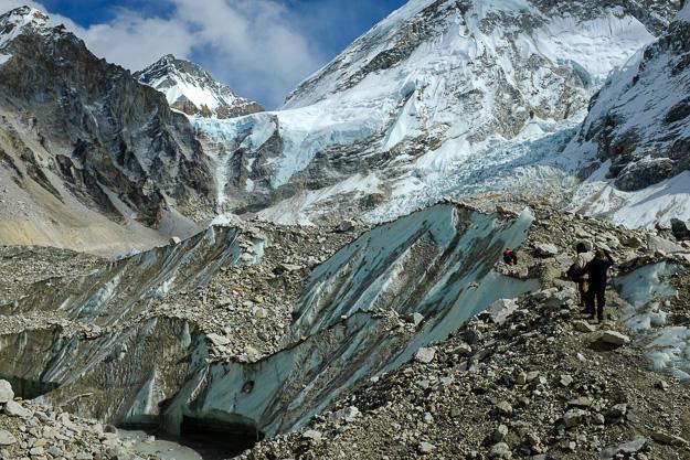 базовий табір Евересту (Everest Base Camp, EBC