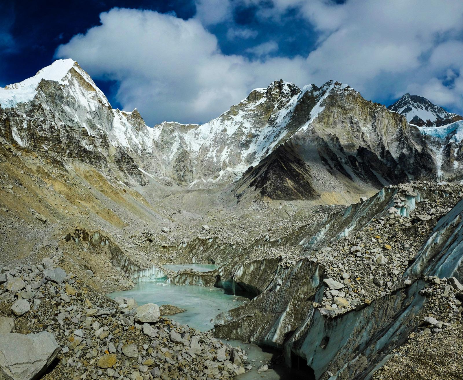 базовий табір Евересту (Everest Base Camp, EBC)