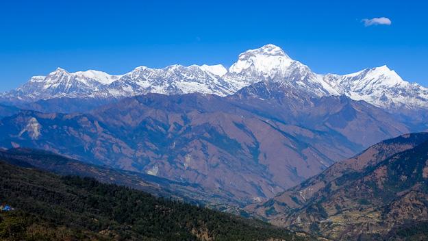 Непал Дхаулагірі