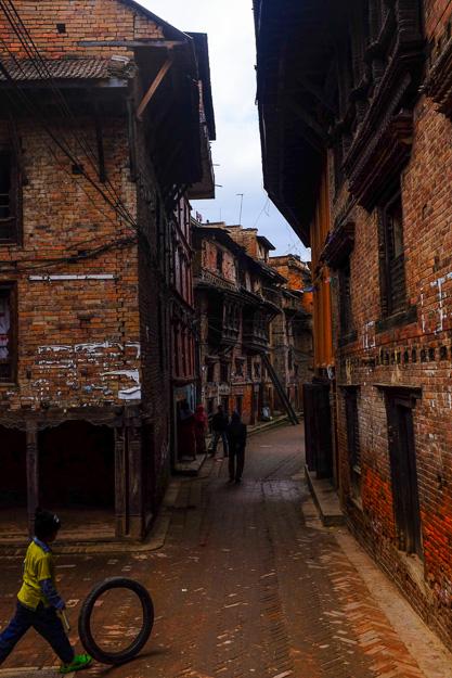 Непал, Бхактапур.
