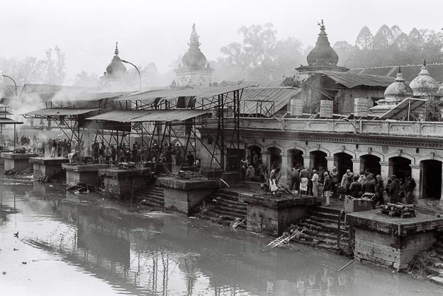 Непал, Катманду, Пашупатінатх.