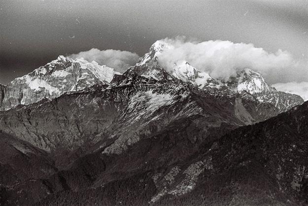 Непал, Анапурна.