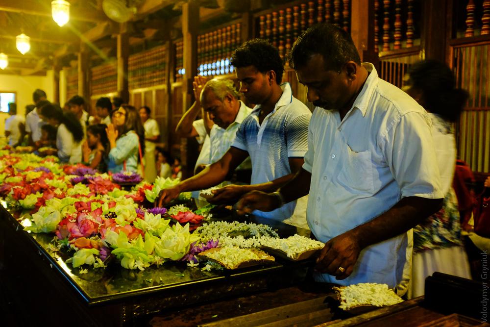 Шрі-Ланка Канді Храм Зуба Будди