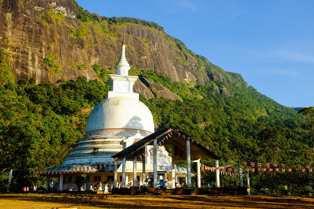 Шрі-Ланка пік Адама