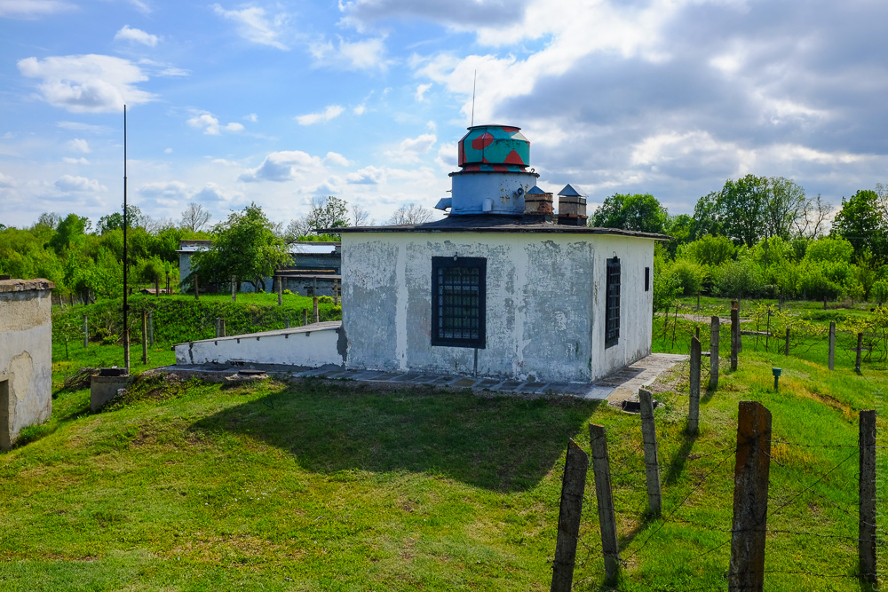 музей РВСН Побузьке Миколаївська область Україна