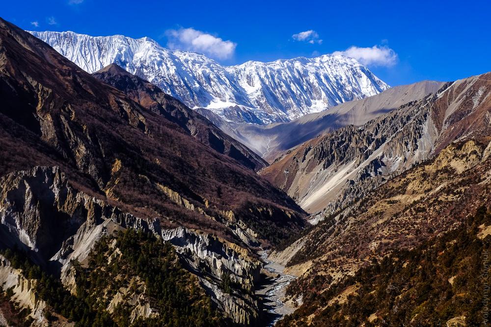 озеро Тілі Чо. Непал