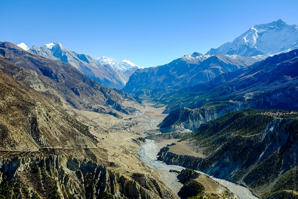 Мананг Анапурна Непал