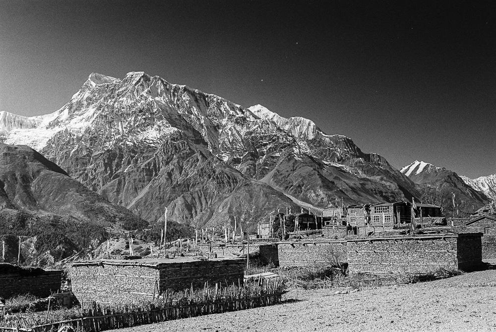 Непал. Трек Навколо Аннапурни. Нгавал.