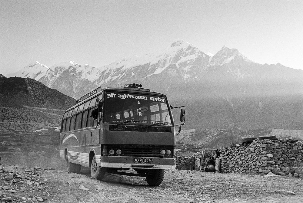 Непал. Трек Навколо Аннапурни Джомсом.