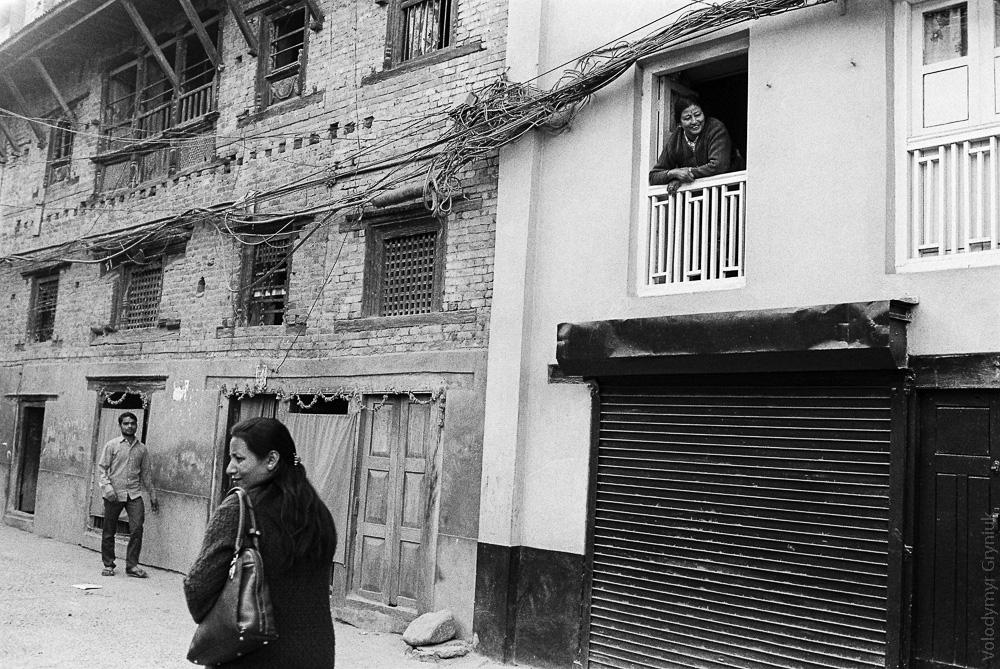 Непал. Катманду.