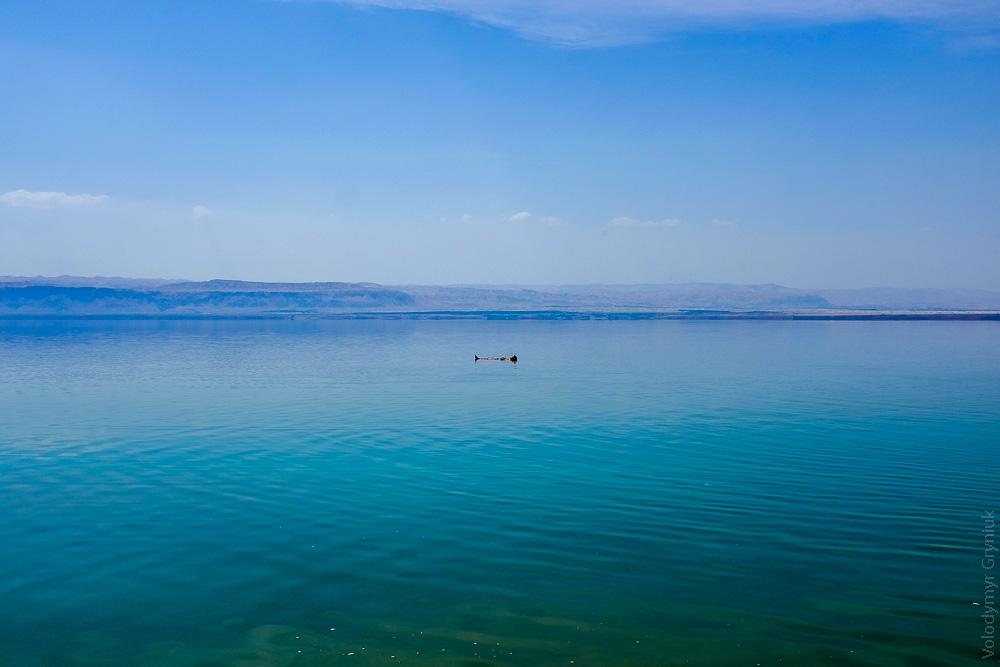 Йорданія мертве море