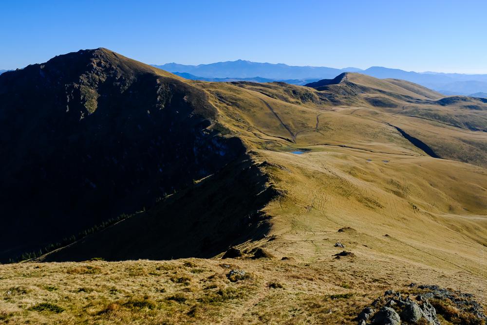гора Фаркау Фаркеу Румунія