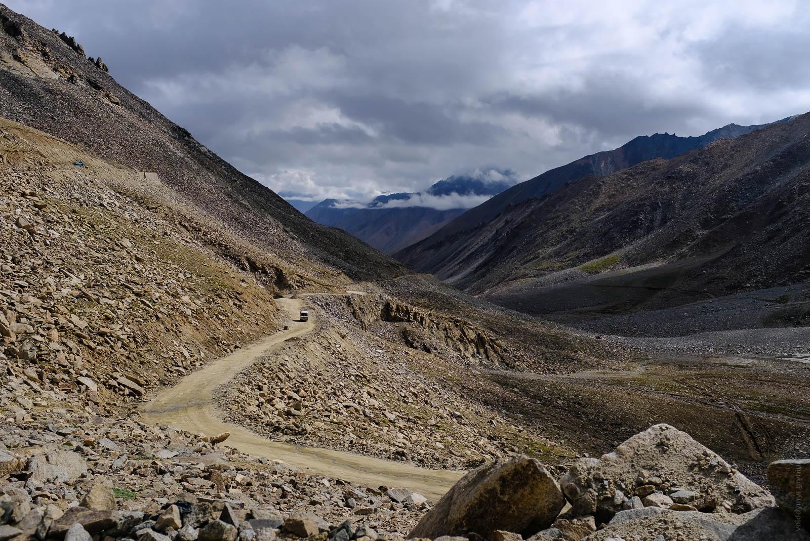 Перевал Кхардунг-Ла Khardung La 5359. Ладакх