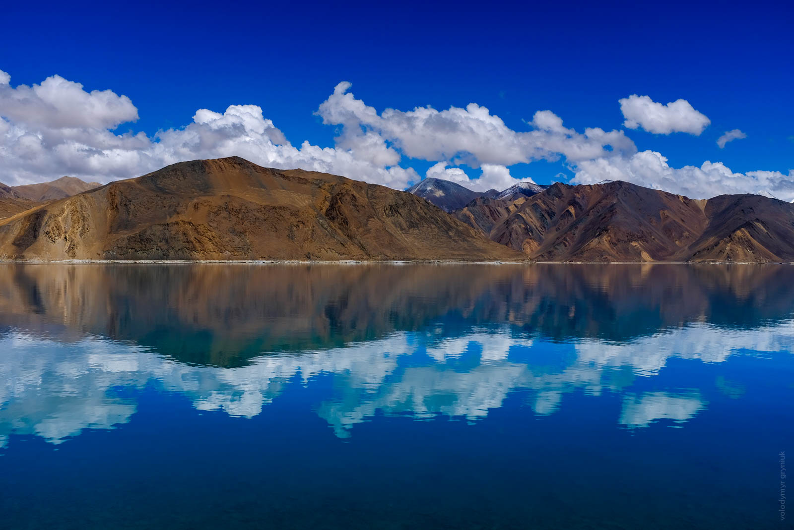 Озеро Пангонг