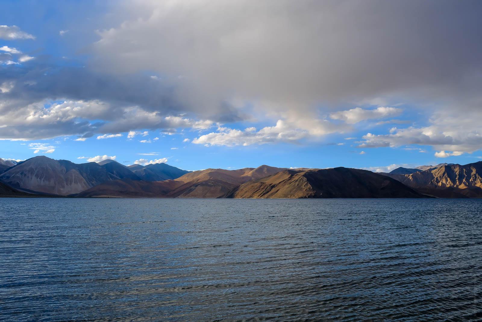 озеро Пангонг-Цо. Ладакх