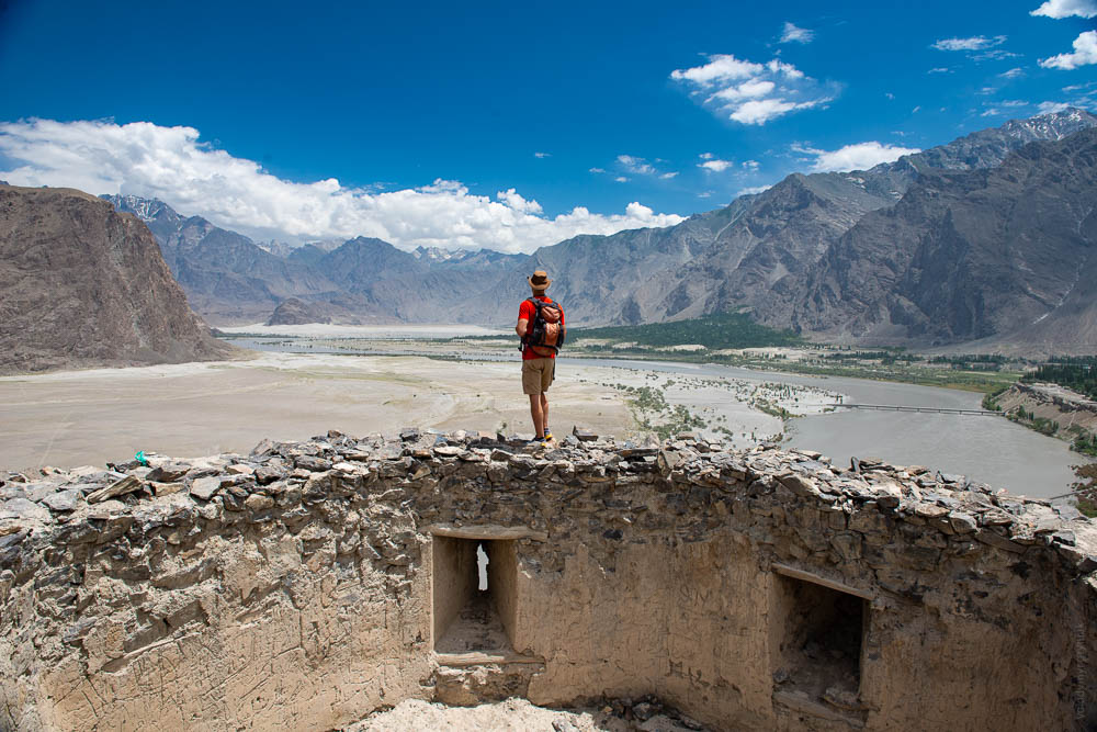 Форт Скарду, долина Інду