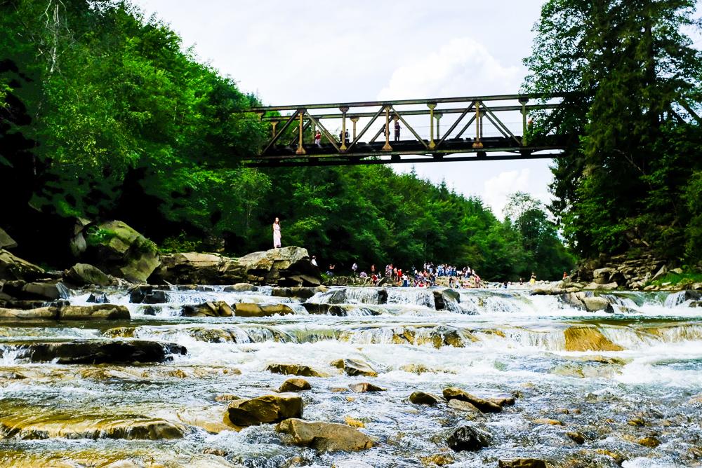 річка Мізунка