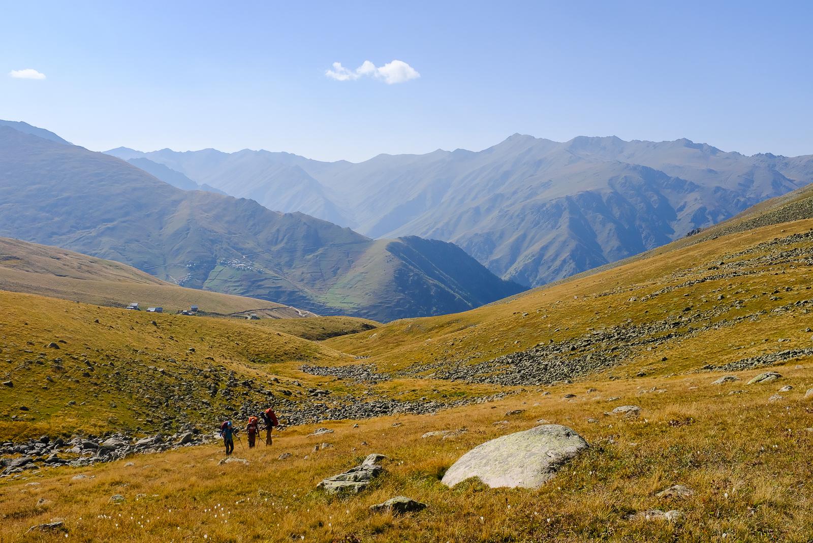 Східна Туреччина гори