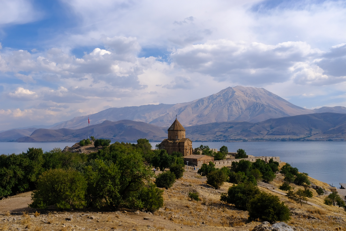 Східна Туреччина Акдамар