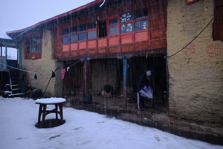 тибетський дім