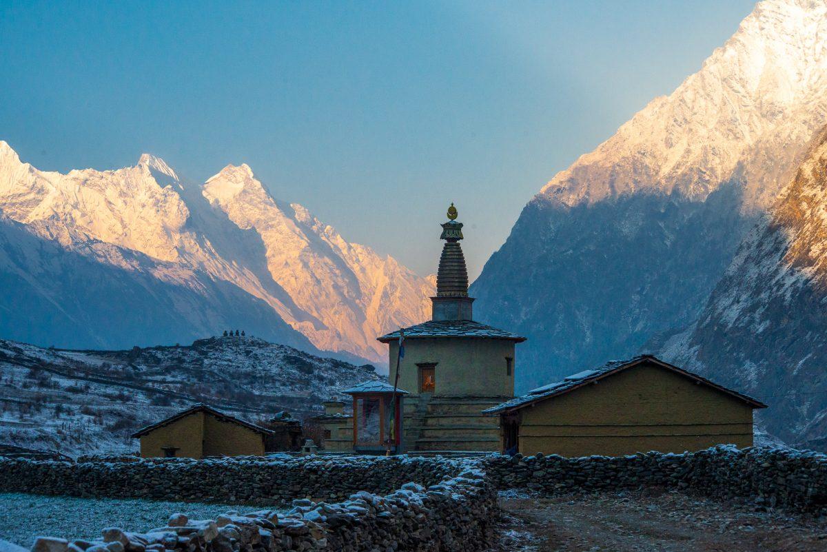 Долина Тсум Непал