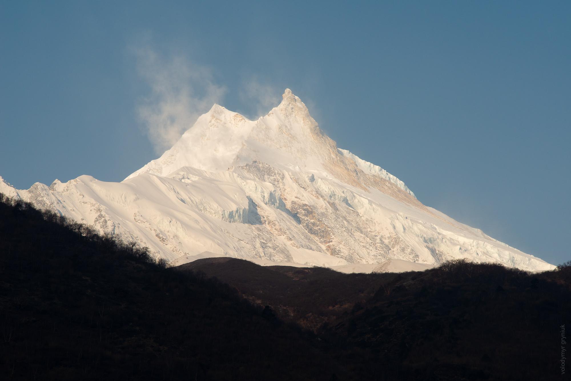 Манаслу Непал